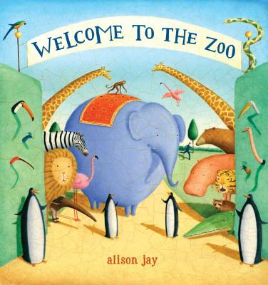 Welcome to the Zoo Cover