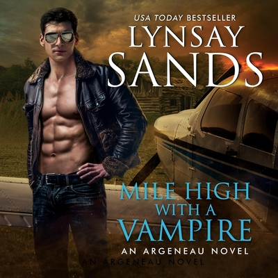 Mile High with a Vampire (Argeneau #33) Cover Image