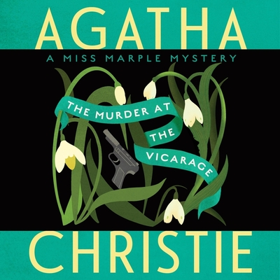 The Murder at the Vicarage: A Miss Marple Mystery Cover Image