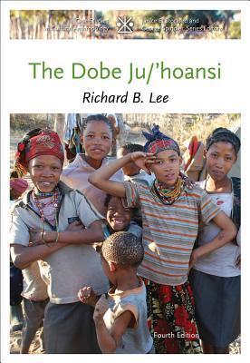 Cover for The Dobe Ju/'Hoansi