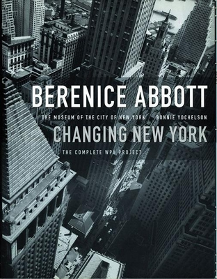 Berenice Abbott Changing New y Cover