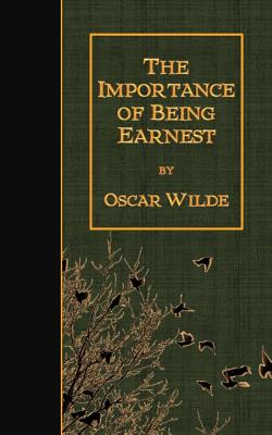 The Importance of Being Earnest Cover Image