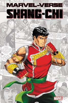 Marvel-Verse: Shang-Chi cover