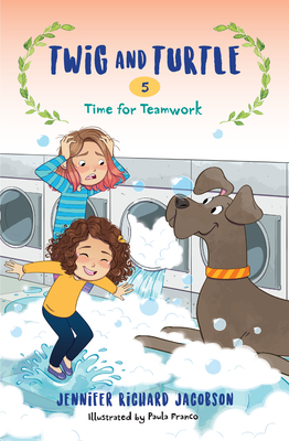 Twig and Turtle 5: Time for Teamwork Cover Image