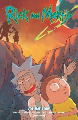 Rick and Morty Vol. 4 Cover Image