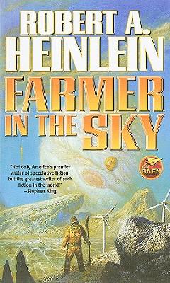 Farmer in the Sky Cover