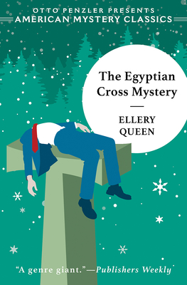 Cover for The Egyptian Cross Mystery