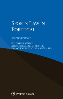 Sports Law in Portugal Cover Image