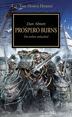 Prospero Burns Cover