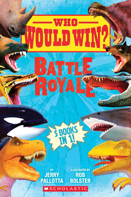 Who Would Win?: Battle Royale Cover Image