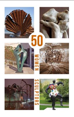 50 Women Sculptors Cover Image