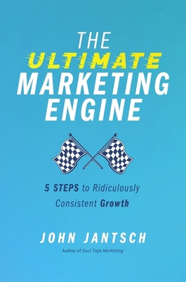 Cover for The Ultimate Marketing Engine