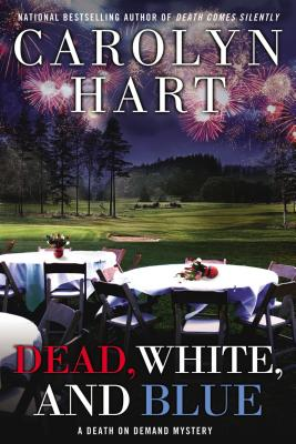 Dead, White, and Blue Cover