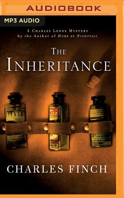 The Inheritance (Charles Lenox Mysteries #10) Cover Image