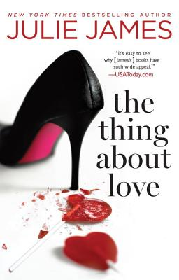 The Thing about Love Cover