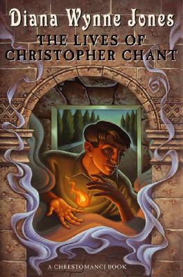 The Lives of Christopher Chant Cover