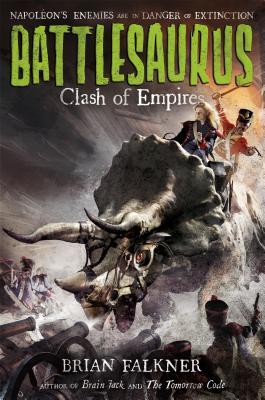 Cover for Battlesaurus