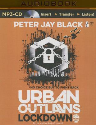Lockdown (Urban Outlaws #3) Cover Image