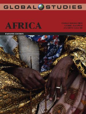 Africa (Global Studies) Cover Image
