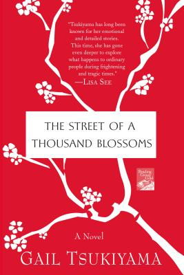 The Street of a Thousand Blossoms: A Novel Cover Image