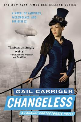 Changeless (The Parasol Protectorate #2) Cover Image