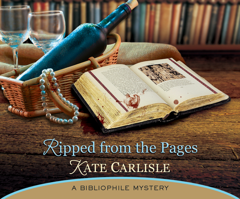 Ripped from the Pages (Bibliophile Mystery #9) Cover Image