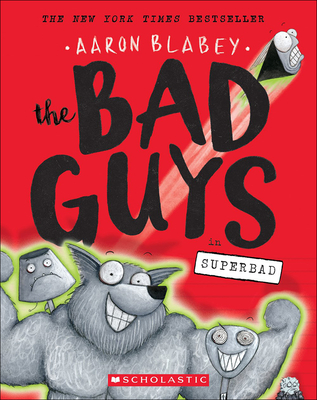 Bad Guys in Superbad Cover Image