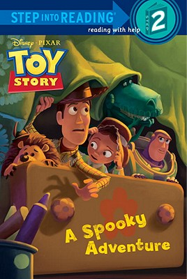 Toy Story: A Spooky Adventure Cover Image