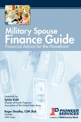Military Spouse Finance Guide: Financial Advice for the Homefront Cover Image