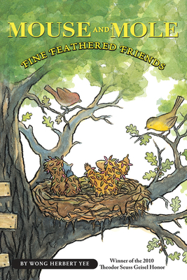 Mouse and Mole: Fine Feathered Friends (A Mouse and Mole Story) Cover Image