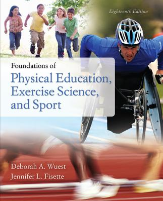 Foundations of Physical Education, Exercise Science, and Sport Cover Image