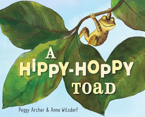 Cover for A Hippy-Hoppy Toad