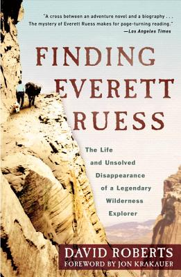 Finding Everett Ruess Cover