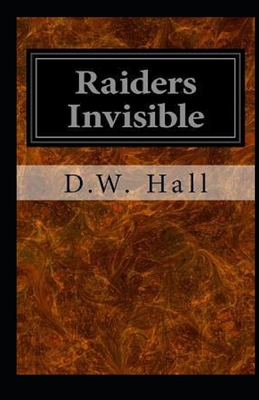 Raiders Invisible illustrated Cover Image
