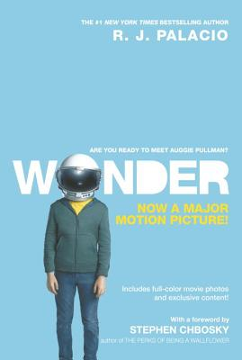 Cover for Wonder Movie Tie-In Edition