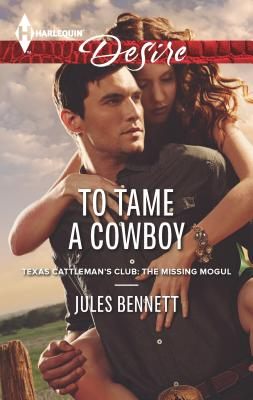 To Tame a Cowboy Cover
