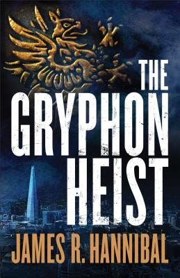 The Gryphon Heist Cover Image