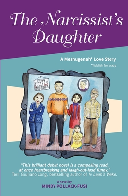 Cover for The Narcissist's Daughter