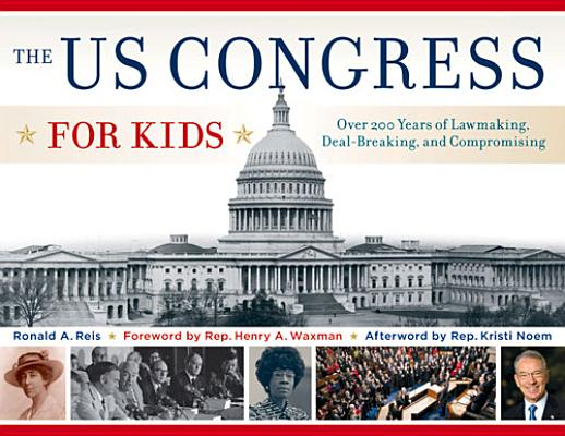 Cover for The US Congress for Kids