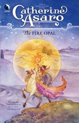 The Fire Opal Cover