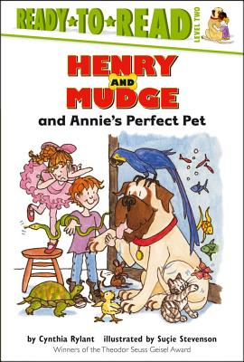Henry and Mudge and Annie's Perfect Pet (Henry & Mudge #20) Cover Image