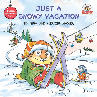 Just a Snowy Vacation (Pictureback(R)) Cover Image