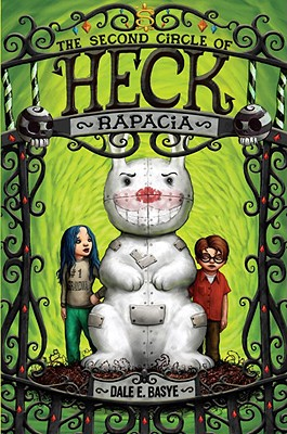 Rapacia: The Second Circle of Heck Cover Image