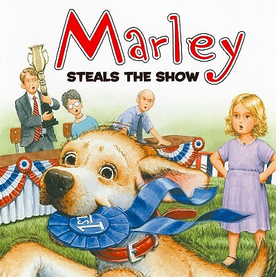 Marley Steals the Show Cover Image