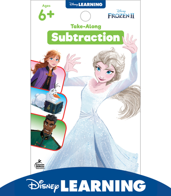 My Take-Along Tablet Disney/Pixar Subtraction Cover Image