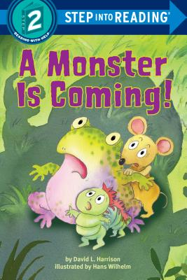 A Monster Is Coming! Cover Image