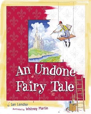 An Undone Fairy Tale Cover