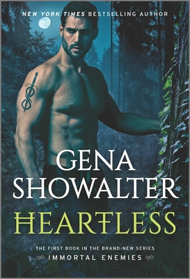 Heartless: A Paranormal Romance Cover Image