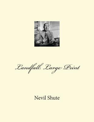 Landfall: Large Print Cover Image