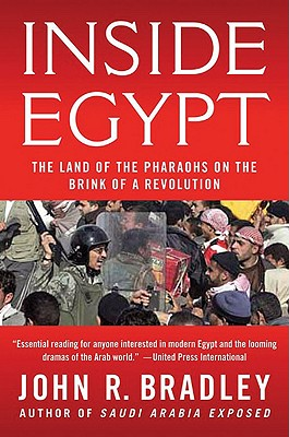 Inside Egypt: The Land of the Pharaohs on the Brink of a Revolution Cover Image